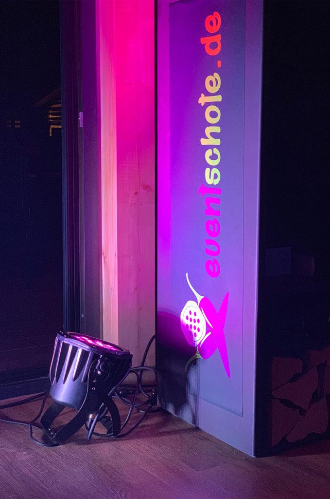 Eventschote Banner